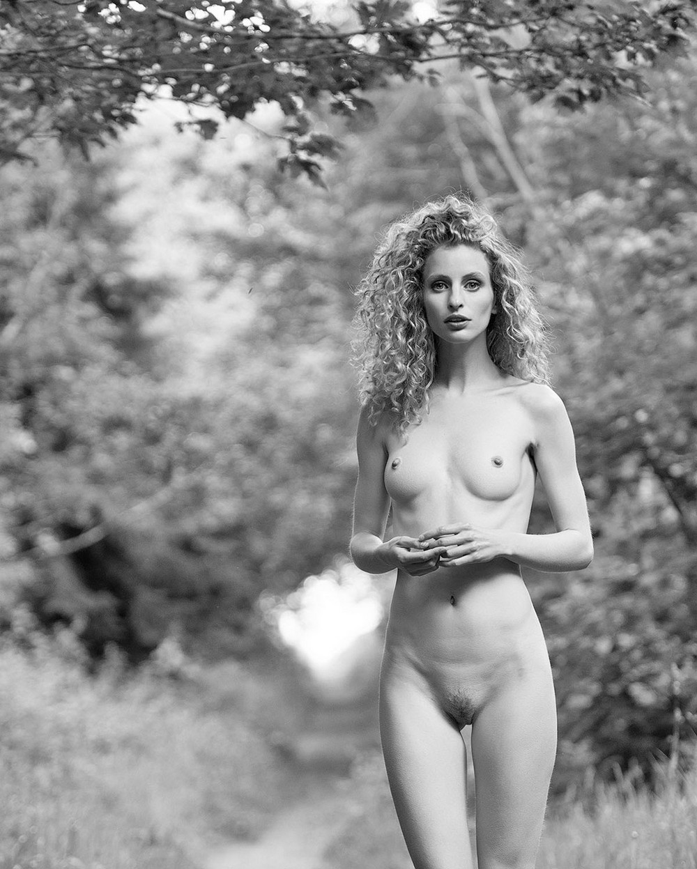 Irish girl naked