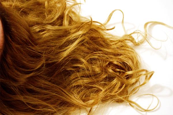 окрашивание волос куркумой фото до и после вариант