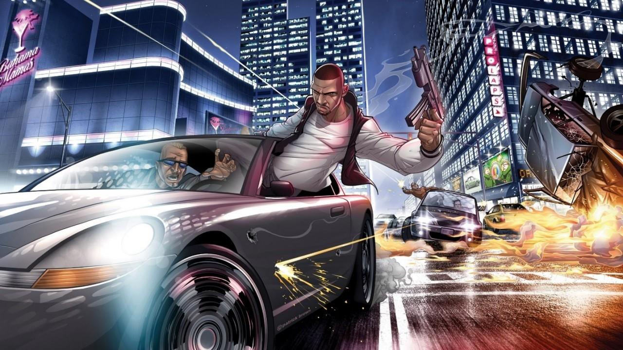 «Я живу в GTA 5!» или каково работать человеком, которого все ненавидят?