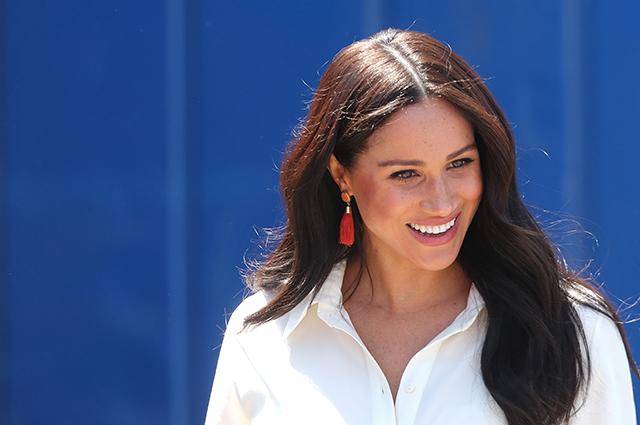 """Инсайдеры: до встречи с принцем Гарри Меган Маркл вела анонимный блог """"Работающая актриса"""" Монархии"""