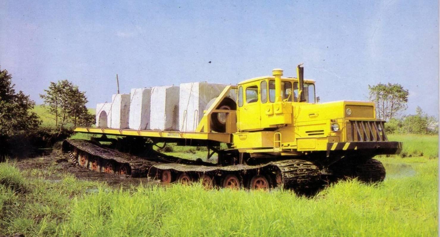 Сочлененный Болотоход-вездеход «Тюмень»: незаменимое транспортное средство для нефтедобычи Автомобили