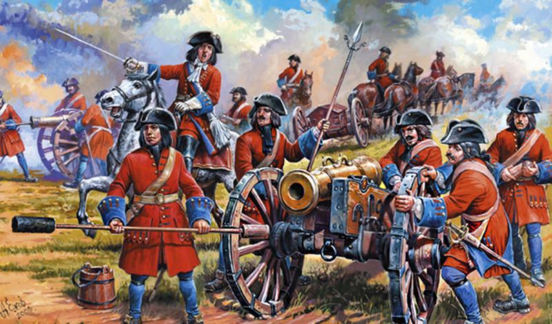 Западные мастера Видные оружейники запада потянулись на Русь, поскольку понимали всю выгоду открытия дела. В 1476 году итальянский мастер Аристотель Фиоровенти основал в Москве целую мастерскую, где отливали пушки и кулеврины. Вплоть до 1515 года на Русь прибывали все новые мастера из Германии, Шотландии и Италии.