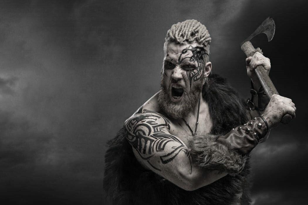 фото викингов варваров работа одного