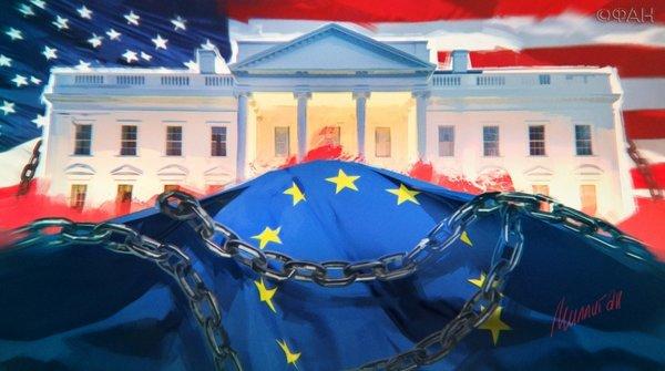 Европа назвала действия США …