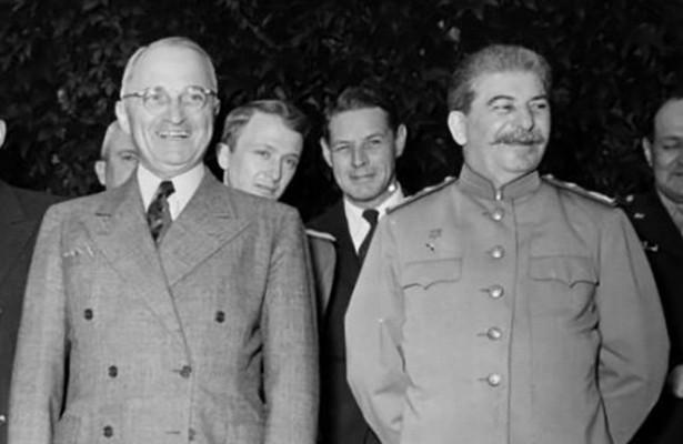 Какой президент США был был главным врагом СССР