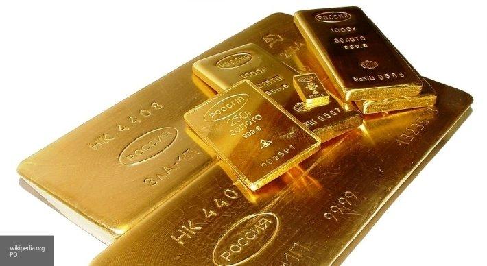 Гонка золотых резервов: Россия обошла Китай и заняла 5-е место