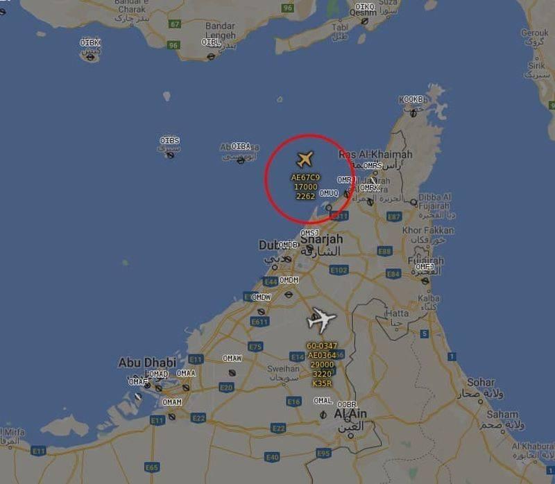 ВВС США начали отработку удара по Ирану. В Персидский залив идёт американская АУГ