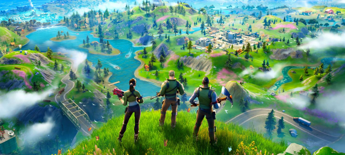 Epic Games обвинила аналитиков SuperData в публикации ошибочных данных epic games,fortnite,Игры