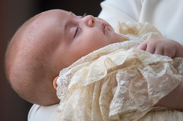 В сети появилось новое нежное фото принца Луи
