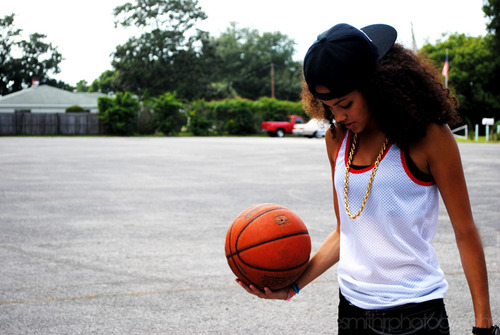 Любят ли девушки баскетболистов