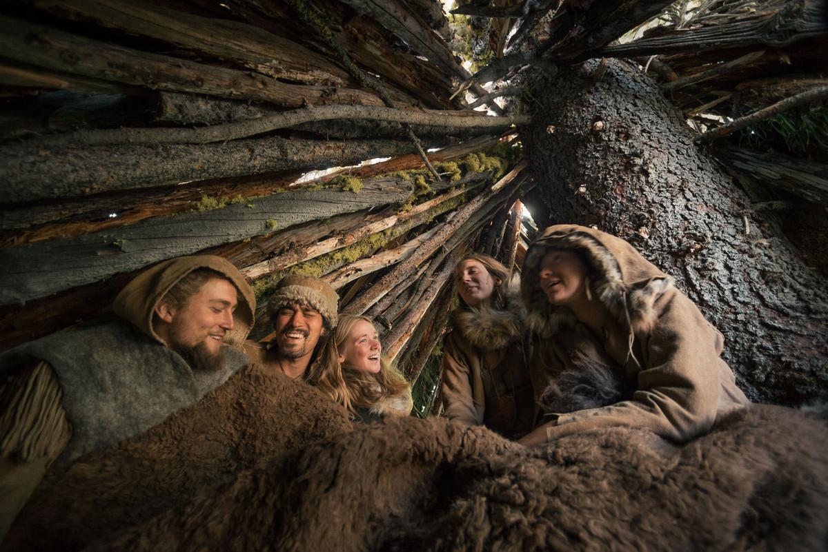 Назад в палеолит: охотники-собиратели 21-го века в фотопроекте «Живущие дикими» 22