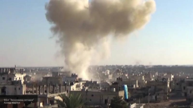 SOHR сообщил о гибели 34 турецких военных при обстреле в Идлибе