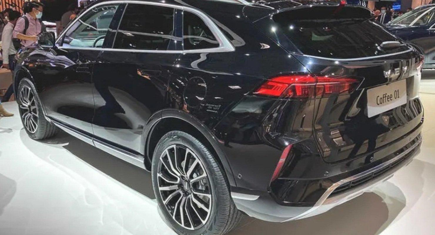 Great Wall представит новый электромобиль и гибридный внедорожник в Европе в 2022 году Автомобили