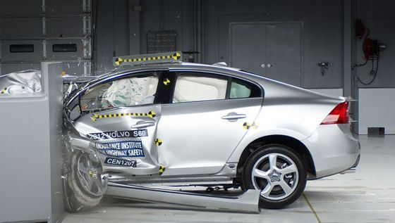 Самые безопасные автомобили в мире