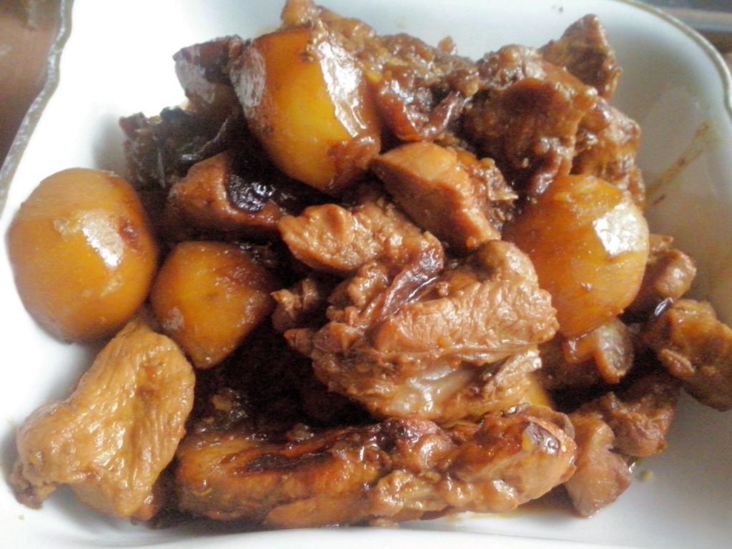 Картошка с курицей в пакете: варианты приготовления