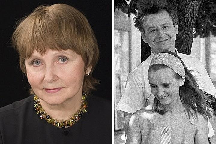 Первая жена Олега Табакова: Соболезнования принимаю, но говорить о бывшем муже не хочу