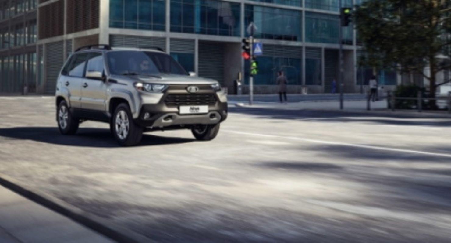 В Китае признали российскую LADA Niva королем бездорожья Автомобили