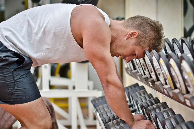 Прибавляем силу за неделю: 5 главных упражнений культура