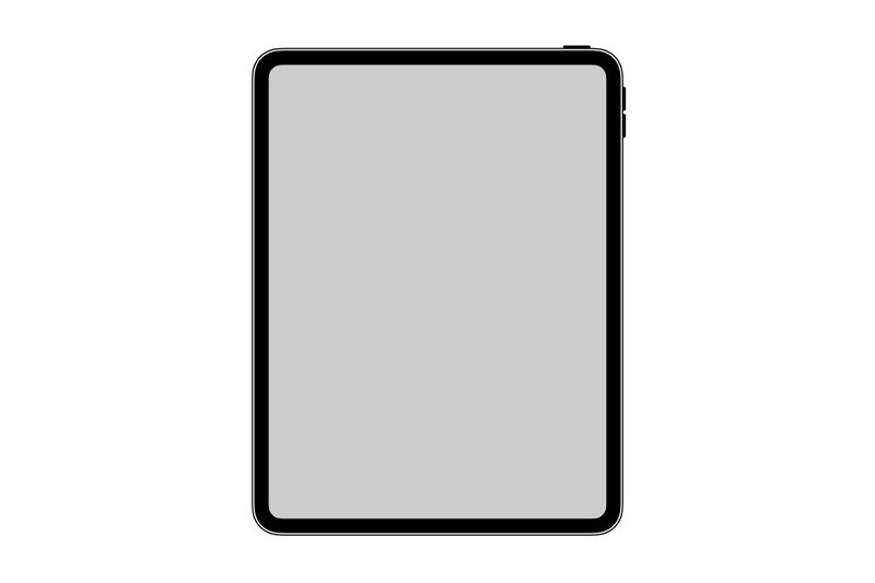Новый iPad Pro может быть лишен физической кнопки Home