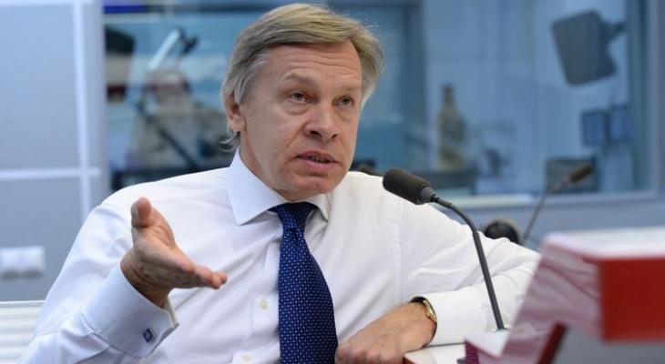 «Схема США понятна, но невозможна»: сенатор Пушков ответил на призыв Госдепа к РФ ввести миротворцев ООН в Донбасс