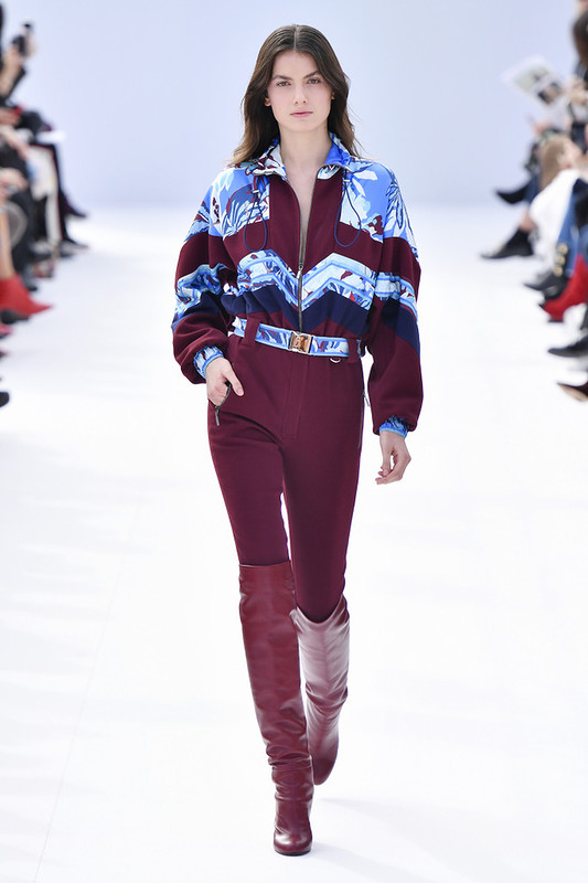 Stella McCartney show, Runway, Fall Winter 2018, Paris Fashion Week, France - 05 Mar 2018