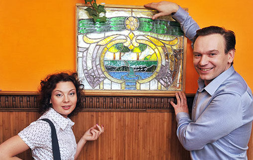 Юлия Рудина и Алексей Федькин (http://barlette.ru)