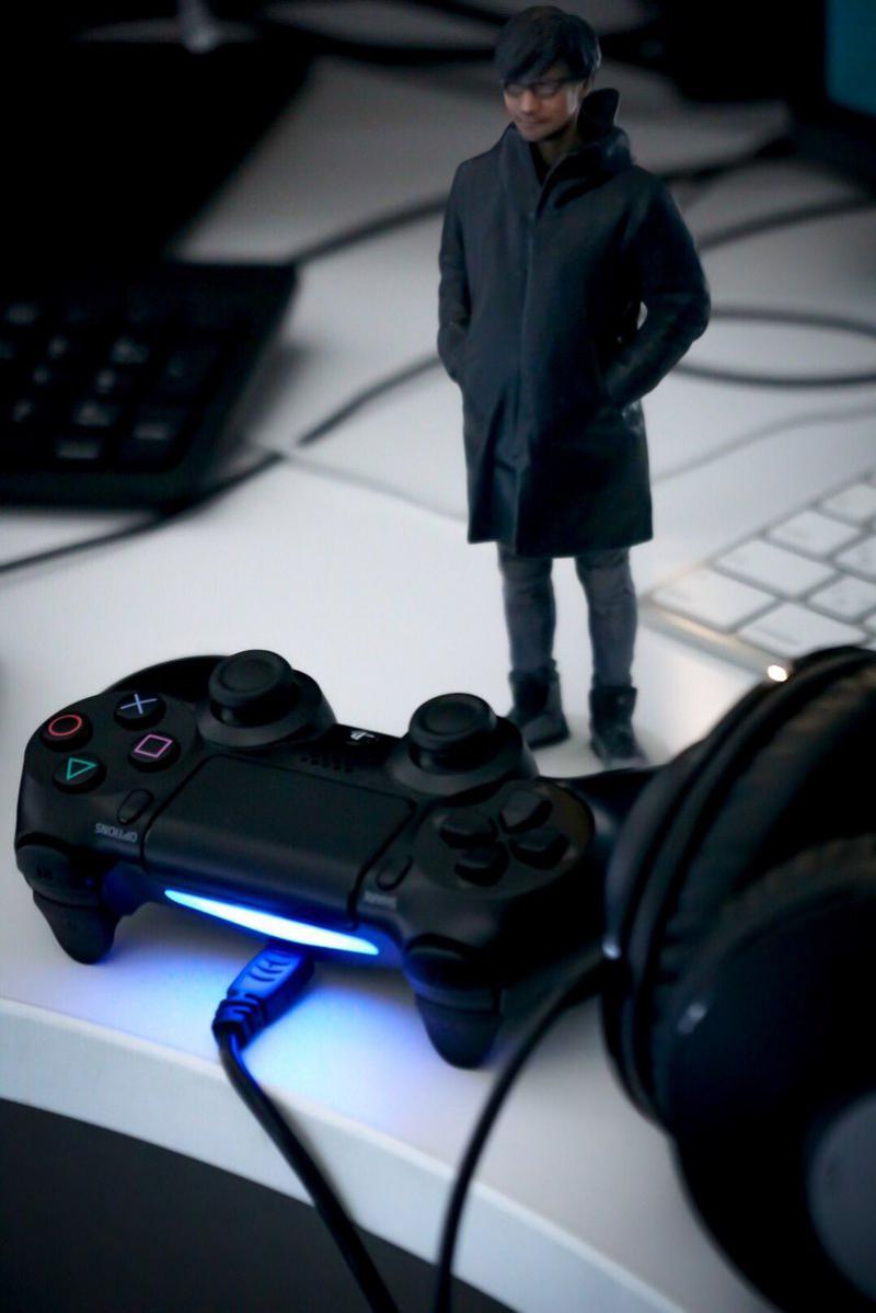 Кодзима: «Death Stranding находится на решающей стадии разработки» Игры