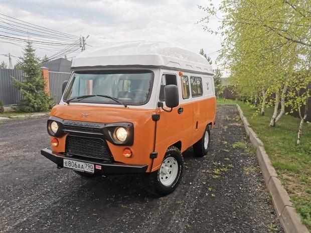Самый русский кемпер: УАЗ запускает в серию дом на колесах