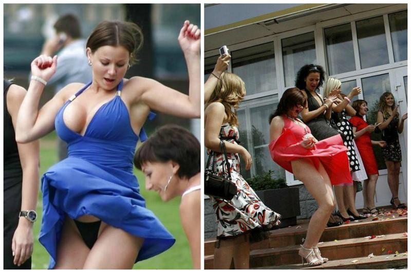 Фото девушки задирают платье искал