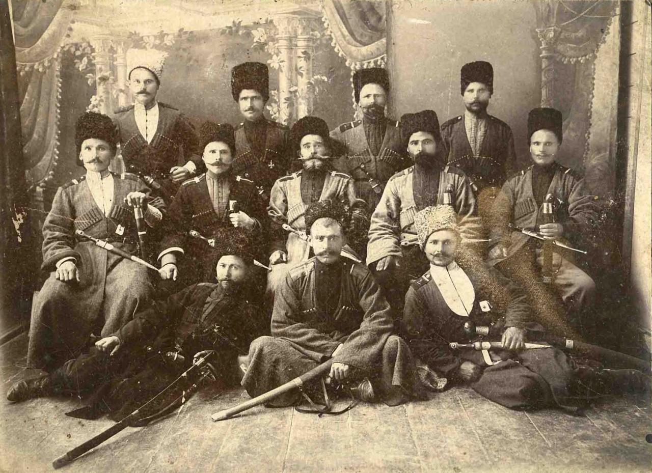 Какие казаки стали мусульманами