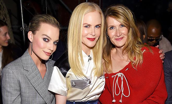 Апокалипсис сегодня: Николь Кидман и другие звезды на показе Calvin Klein в Нью-Йорке
