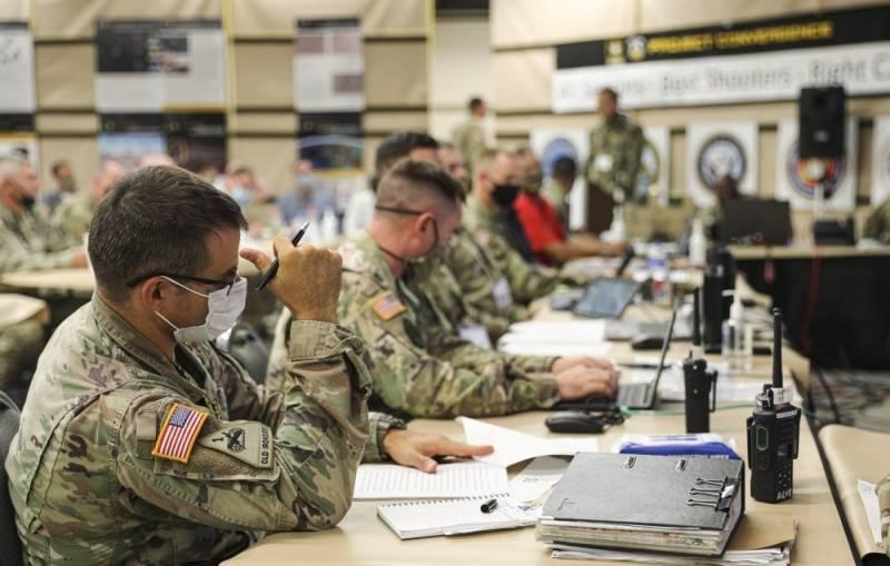 Project Convergence: перспективный комплекс управления войсками для Пентагона