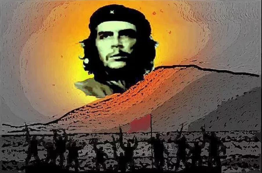 Че Гевара остается символом …