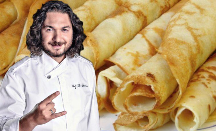 Шеф-повар раскрыл свой секрет самых вкусных блинов!