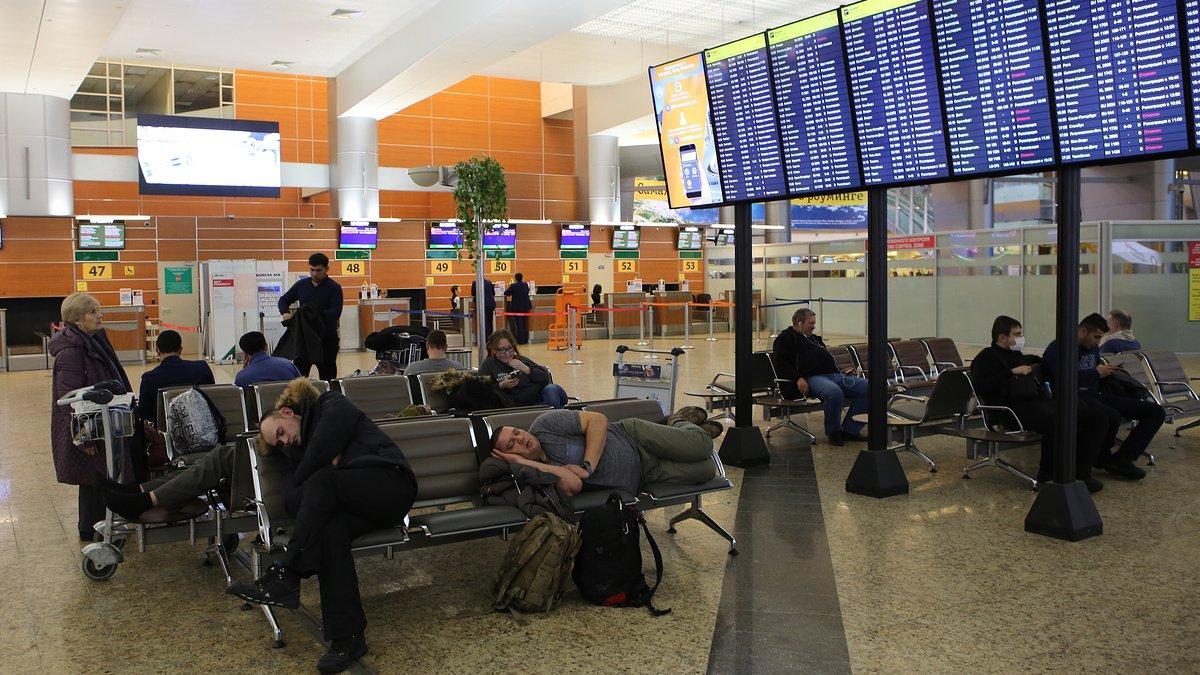 Все московские авиакомпании ждут проверки из-за задержек рейсов