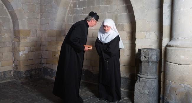 Анекдоты про церковь, святых отцов и монашек... анекдоты