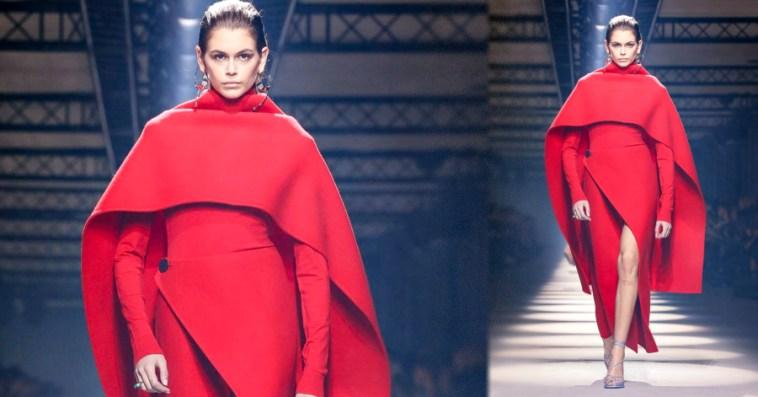 20 изящных образов в новой теплой коллекции Givenchy