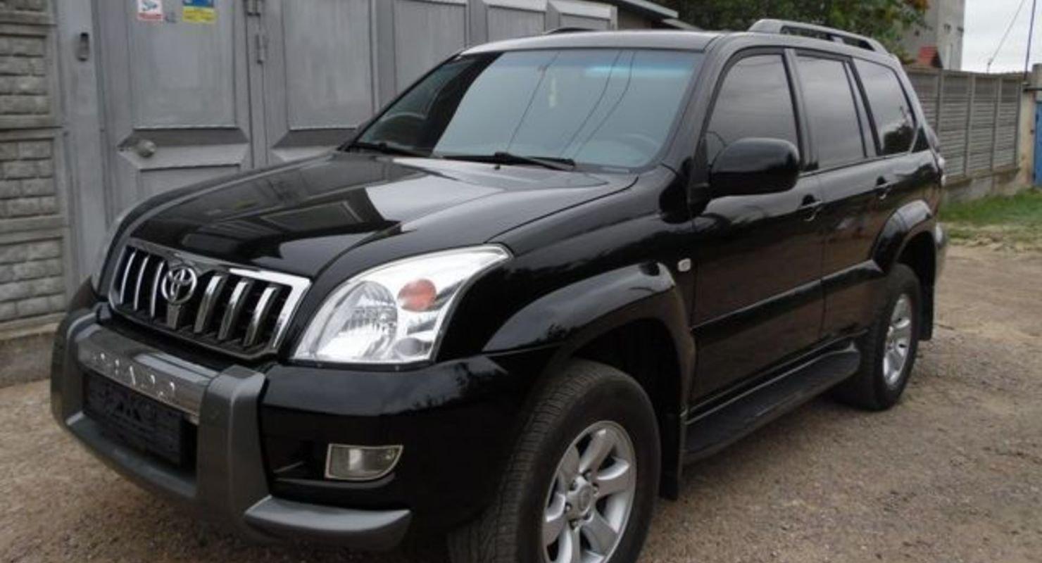 Автоблогер показал слабые места подержанного Land Cruiser Prado Автомобили