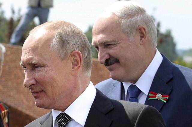 Решения ЕС по Лукашенко — окончательный разлом между Востоком и Западом геополитика