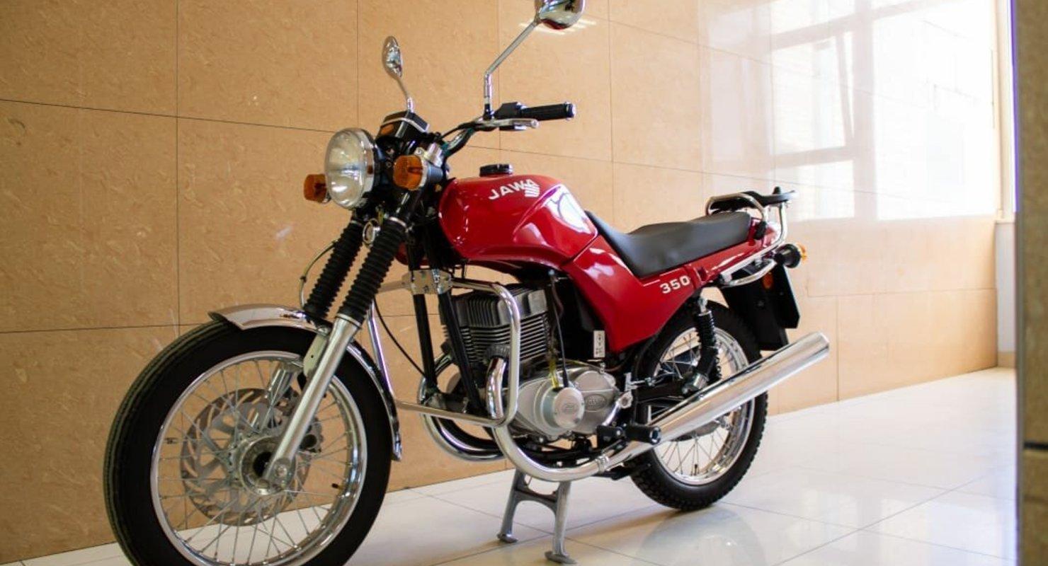 Самый популярный мотоцикл на селе — Ява 350/640 Мото