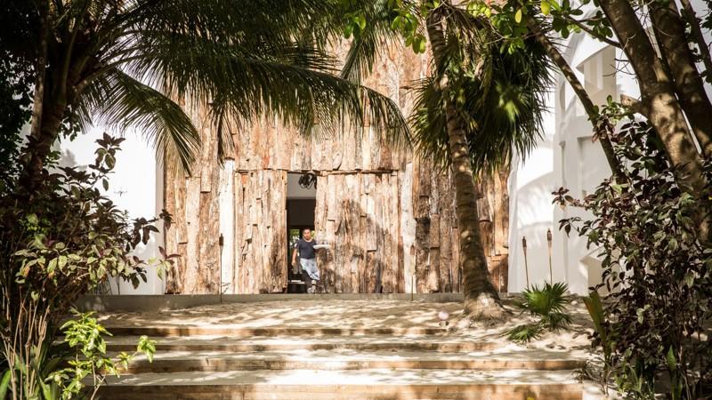 Дом наркобарона Пабло Эскобара в Мексике превратили в 5-звездочный отель