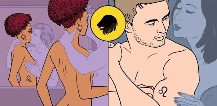 Секс по гороскопу. Часть 1