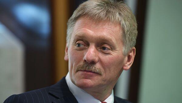 В Кремле не стали комментировать данные о новых санкциях против России Лента новостей