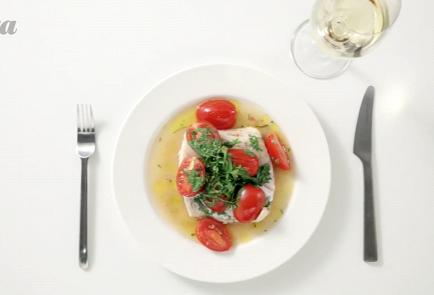 СЕМЕЙНЫЙ УЖИН. Рыбные рецепты. Треска с помидорами