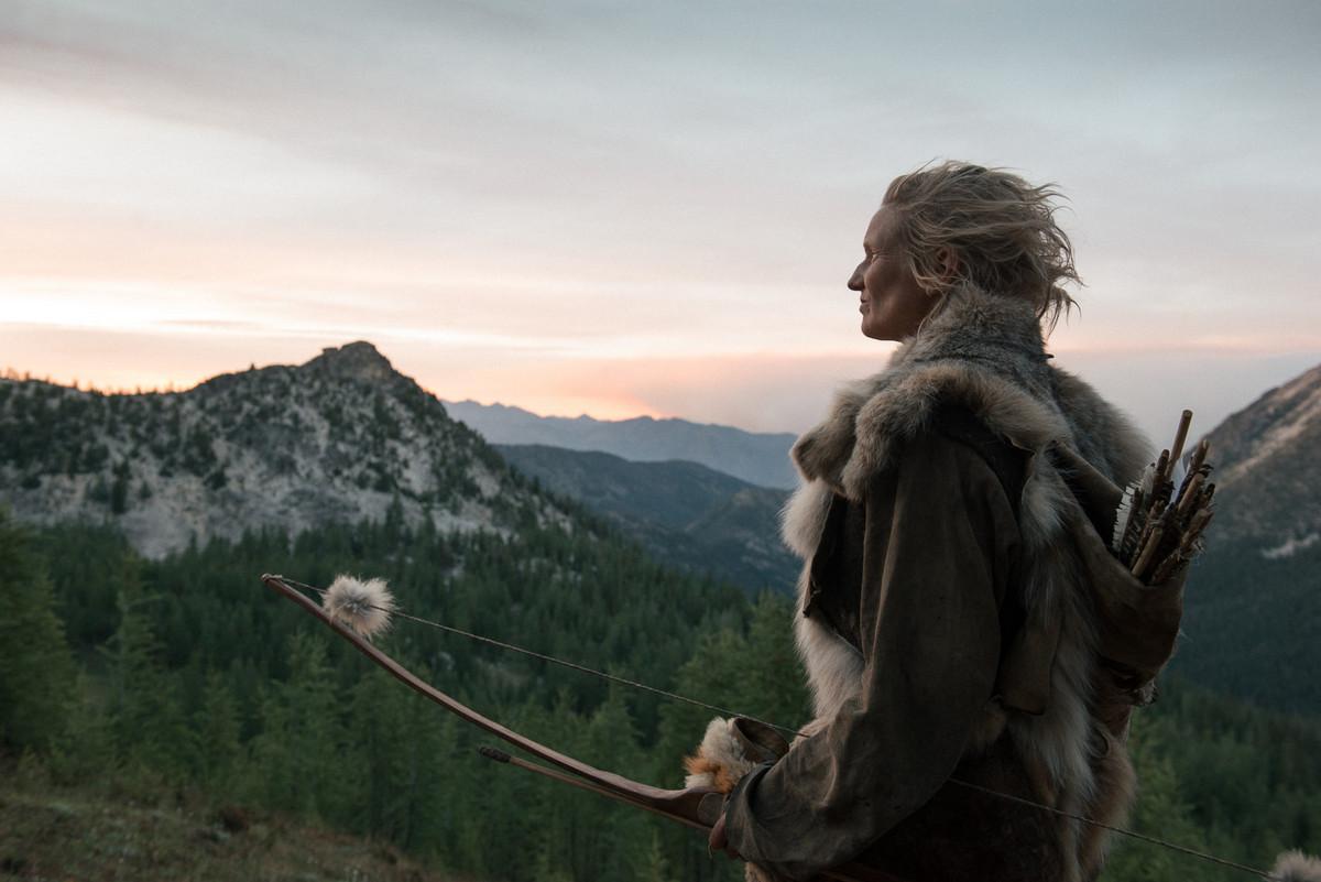 Назад в палеолит: охотники-собиратели 21-го века в фотопроекте «Живущие дикими» 1