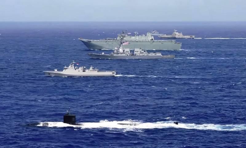 США и Япония вместе защитят Тайвань от Китая Новости