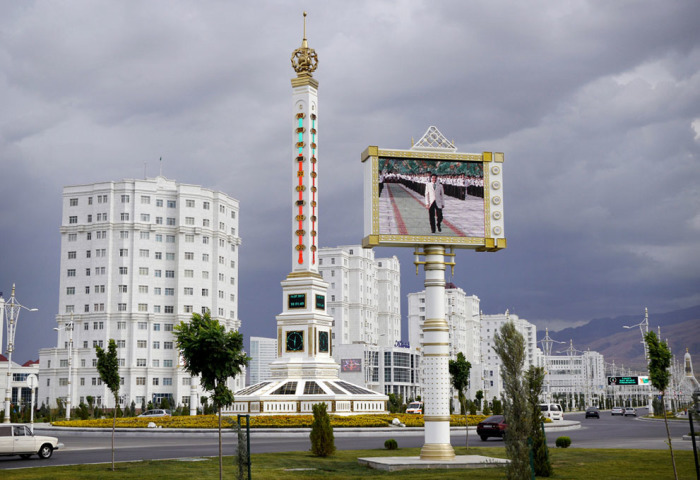 Туркмения Так живут люди
