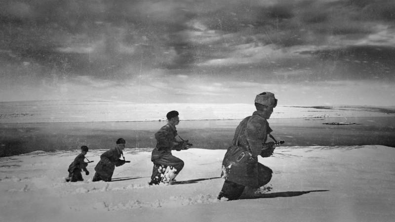 Ледяной фронт (15 фото)