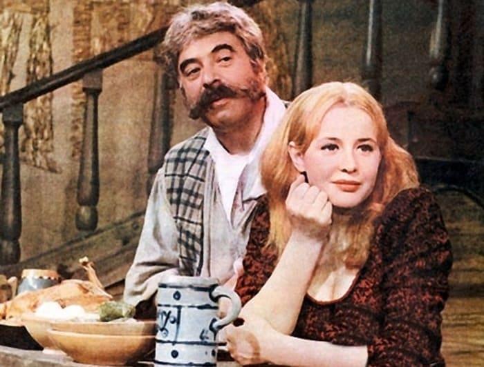 Кадр из фильма *Старая, старая сказка*, 1968   Фото: domkino.tv