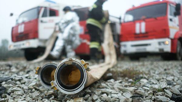 Пожар на нефтеперерабатывающем заводе под Ярославлем потушили Лента новостей